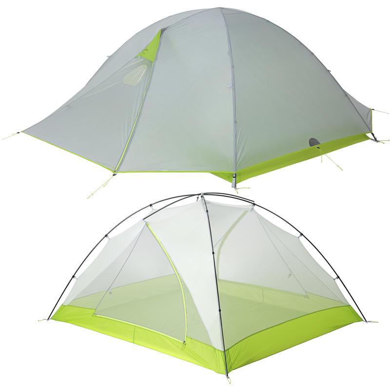 Tente Volt A/C 3 Acier inoxydable/Pomme sûre