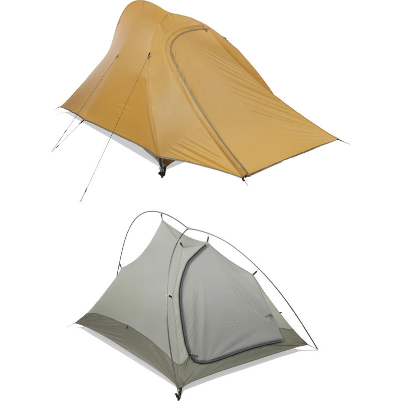 Slater UL1 Tent Gold/Grey