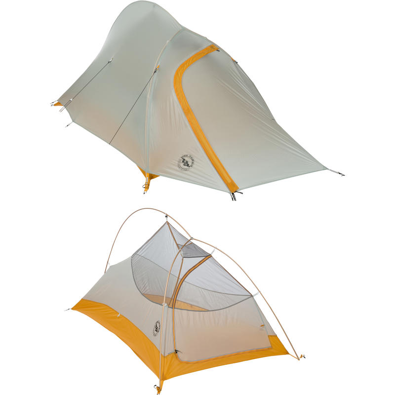Tente Fly Creek UL1 Argent/Or
