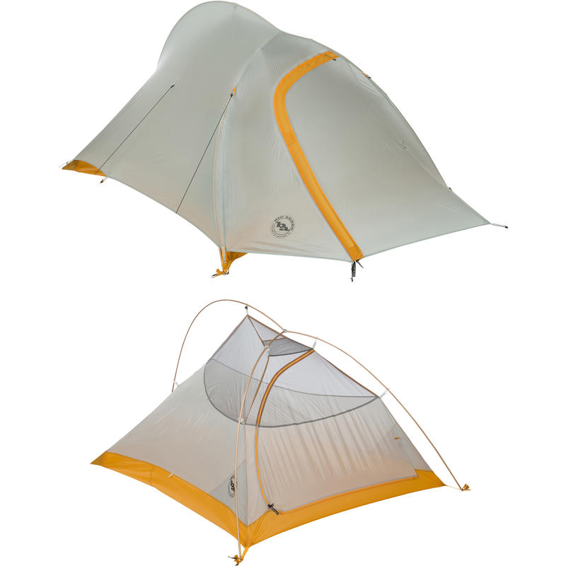 Tente Fly Creek UL2 Argent/Or