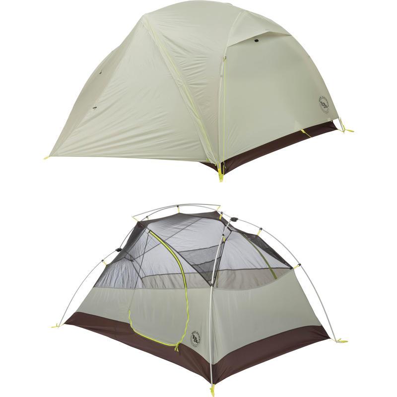 Tente Jack Rabbit SL2 Argent/Prune