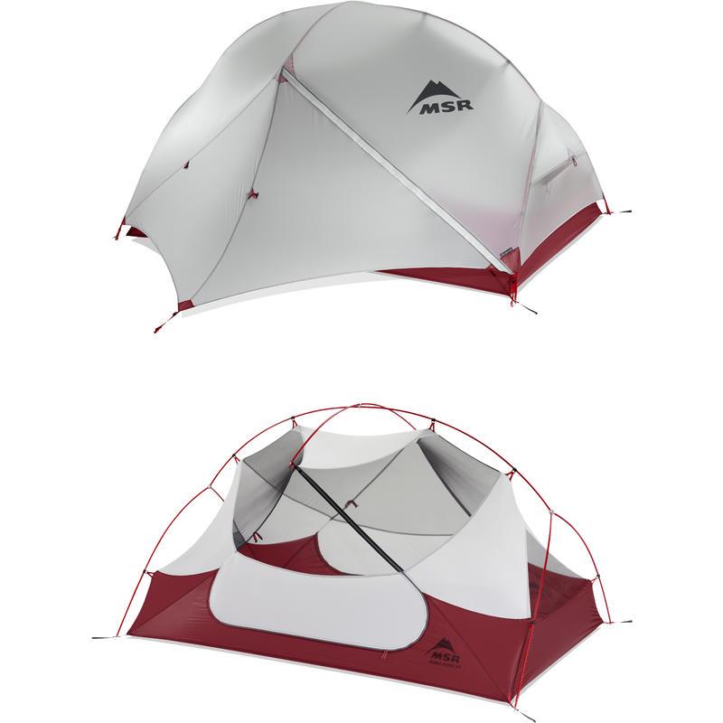 Tente Hubba Hubba NX Rouge