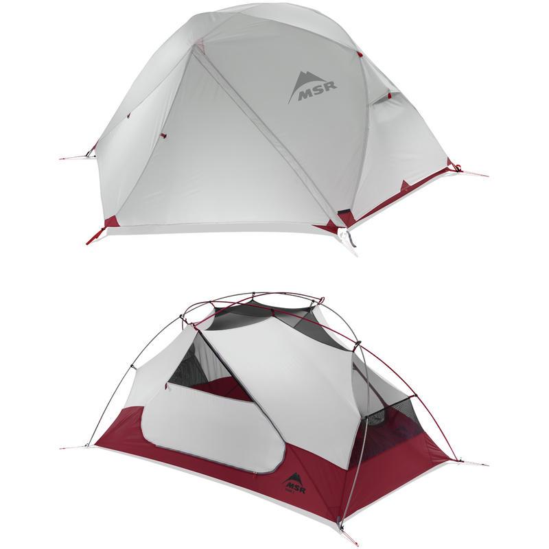 Elixir 2 Tent Red