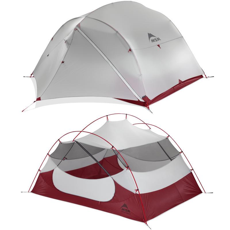 Mutha Hubba NX Tent Red