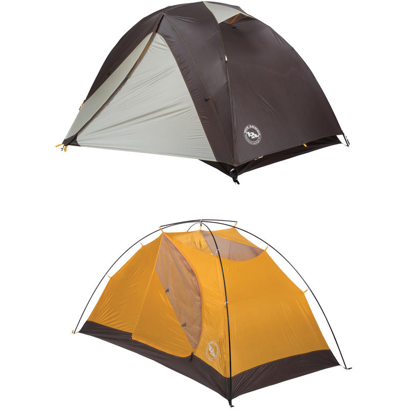 Foidel Canyon 2 Tent Grey/Silver
