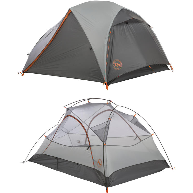 Copper Spur UL2 mtnGLO Tent Silver/Grey