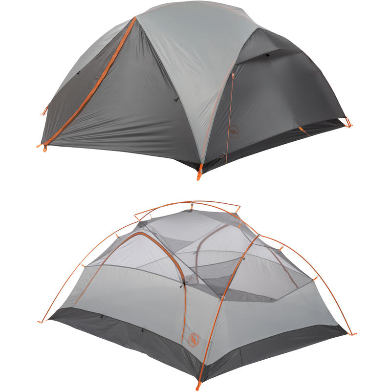 Copper Spur UL3 mtnGLO Tent Silver/Grey