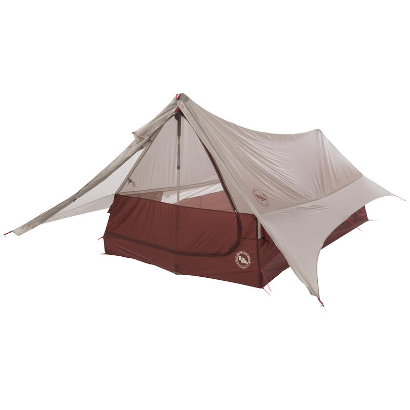 Scout Plus UL2 Tent Ash/Henna