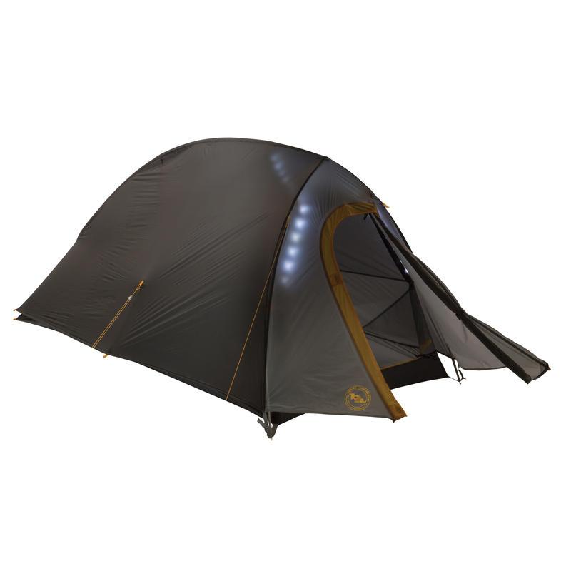Tente Fly Creek HV UL1 mtnGLO Cendre/Ardoise