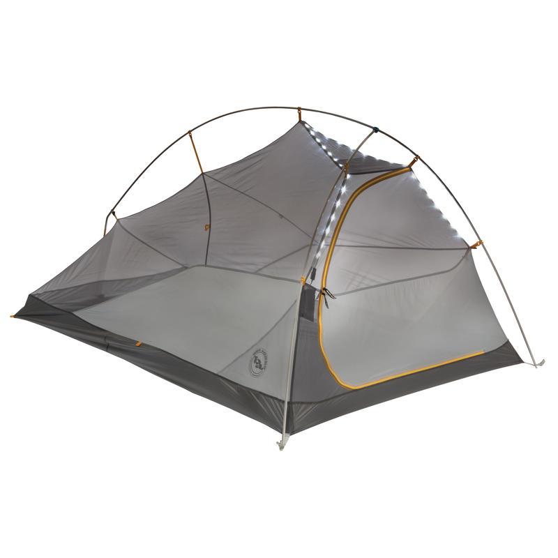 Tente Fly Creek UL2 mtnGLO Cendre/Ardoise