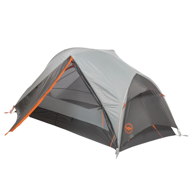 Tente Copper Spur UL1 mtnGLO Argent/Gris