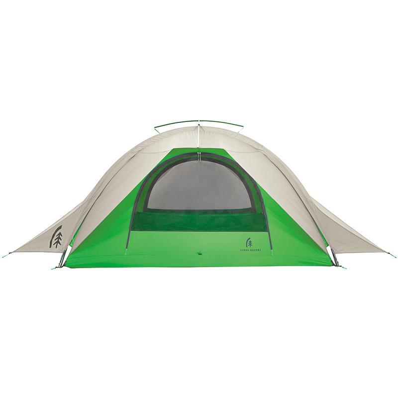 Tente Flash 3 Brun roux/Vert