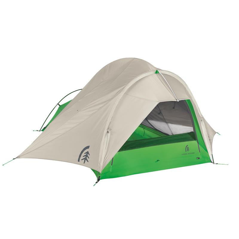 Tente Nightwatch 2 Brun roux/Vert