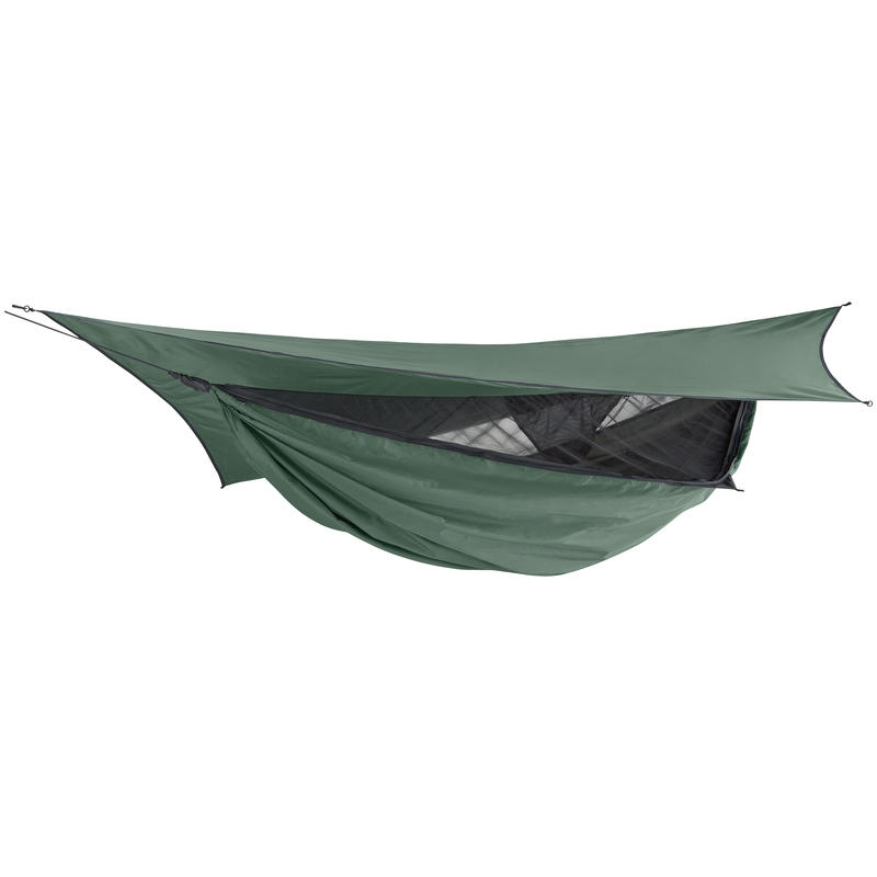 Expedition Asymmetrical Zip Hammock Hunter Green