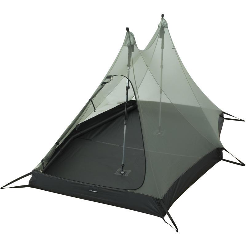 Beta Bug Shelter Black/Grey