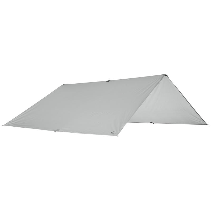 Silicone Scout Tarp Stainless Steel