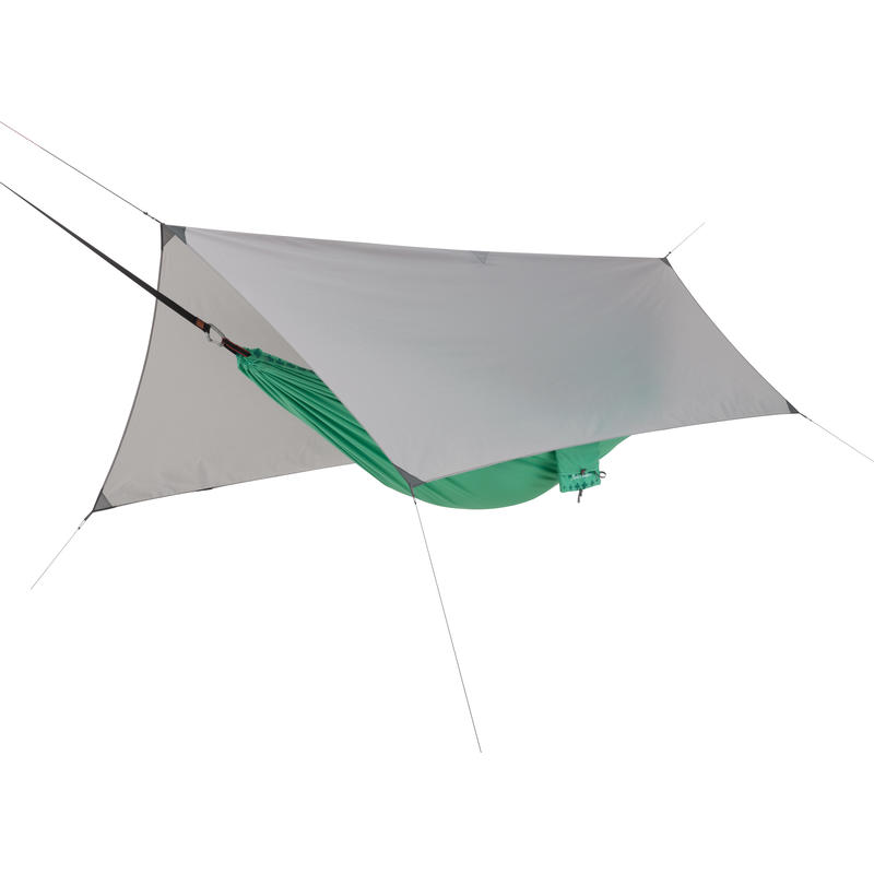 Slacker Hammock Rain Fly Grey