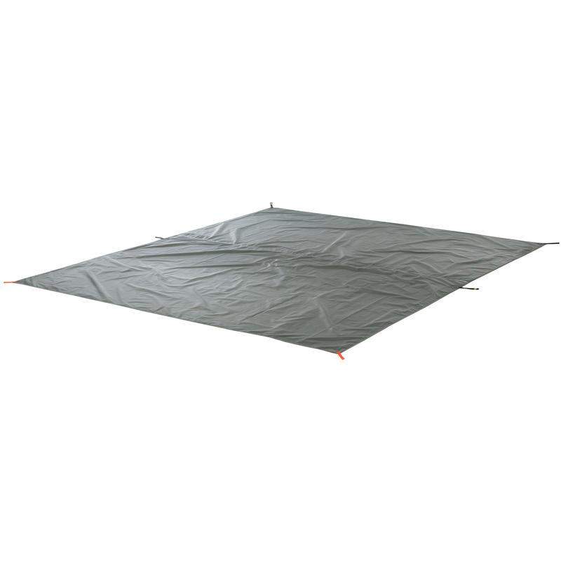 Toile de sol pour tente Flying Diamond 4 Charbon de bois