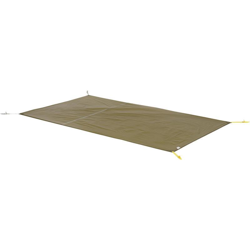 Toile de sol pour tente Fishhook SL 2 Vert mousse