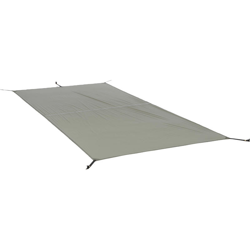 Toile de sol pour tente Slater UL 2 Gris