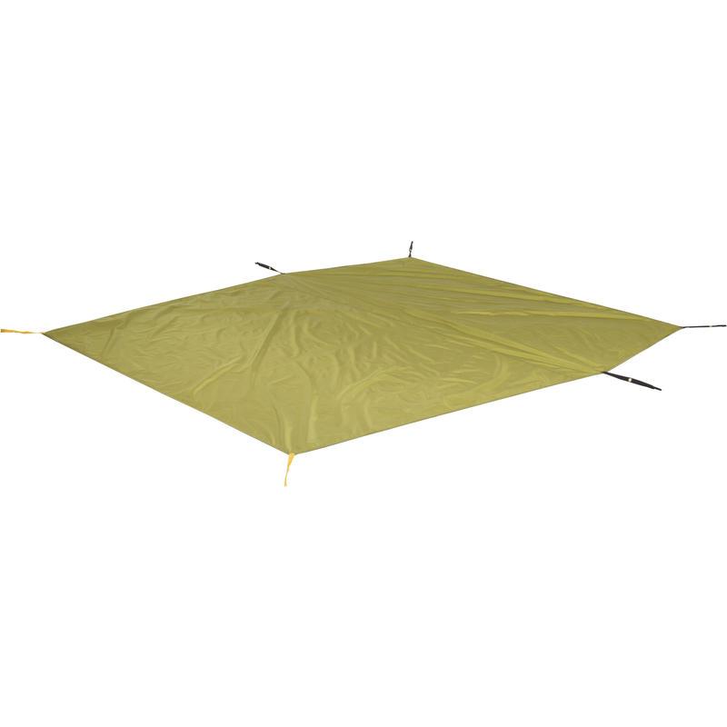 Toile de sol pour tente Tensleep Station 6 Vert mousse