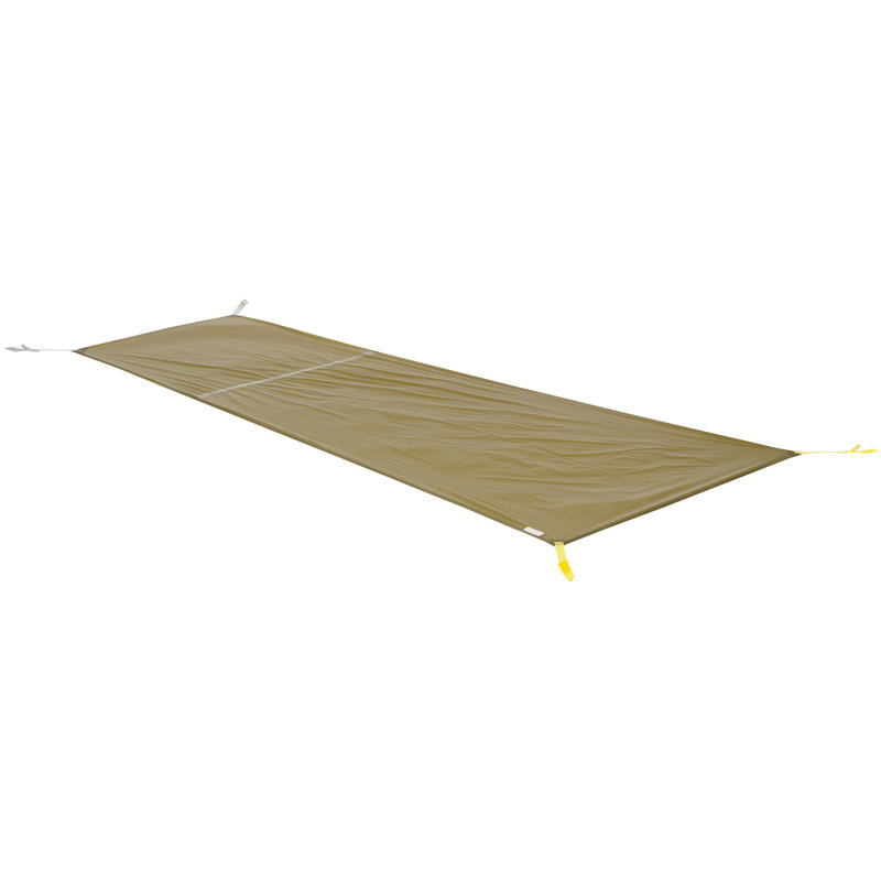 Toile de sol pour tente Fishhook 1 UL Vert mousse