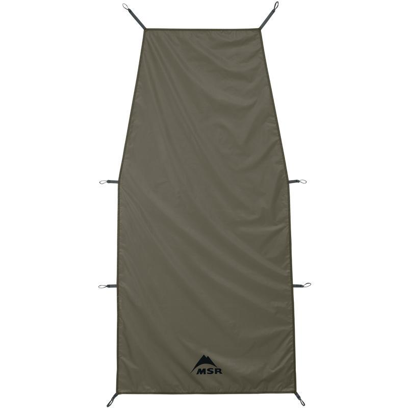 Toile de sol pour tente Nook Gris