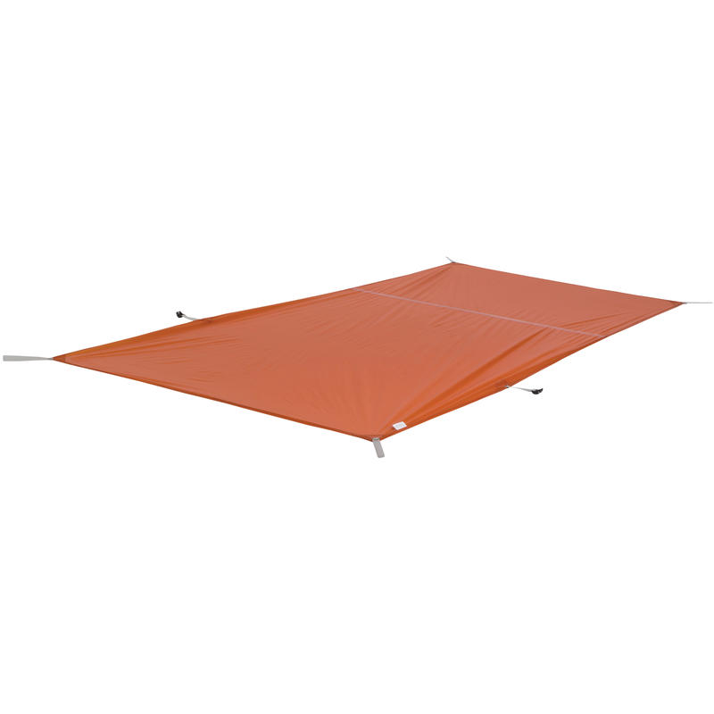 Toile de sol pour tente Bitter Springs UL2 Orange