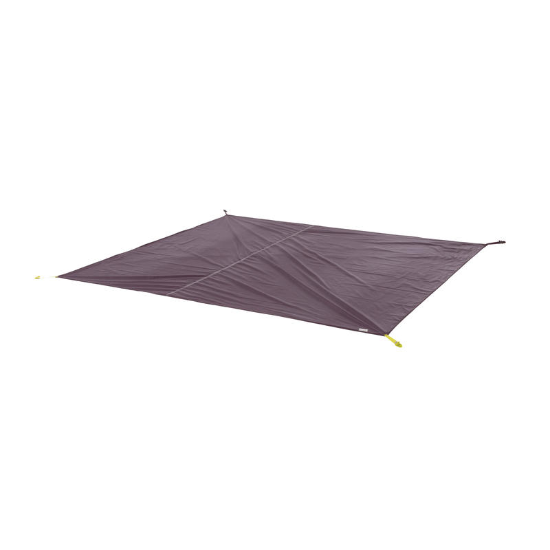 Toile de sol pour tente Yellow Jacket 4 mtnGLO Prune
