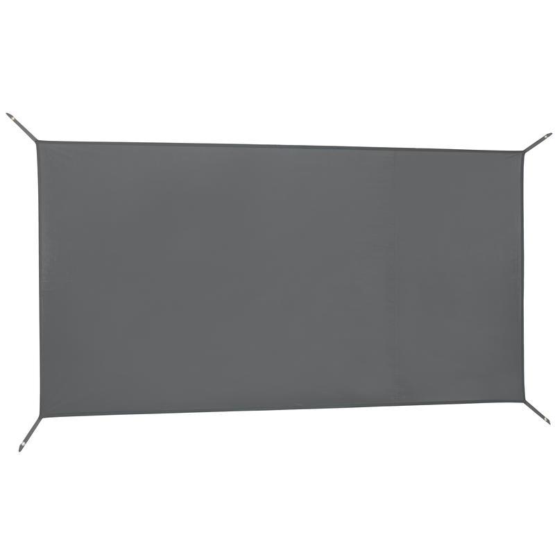 Toile de sol pour tente Flash 2 Gris