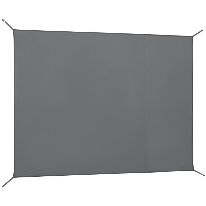 Toile de sol pour tente Flash 3 Gris
