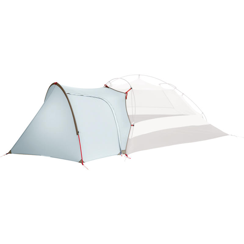 Vestibule pour tente Nook Gris
