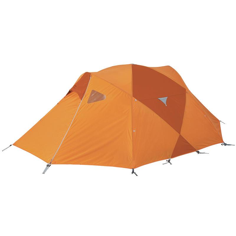 Double toit pour tente Monadnock Carotène/Feu