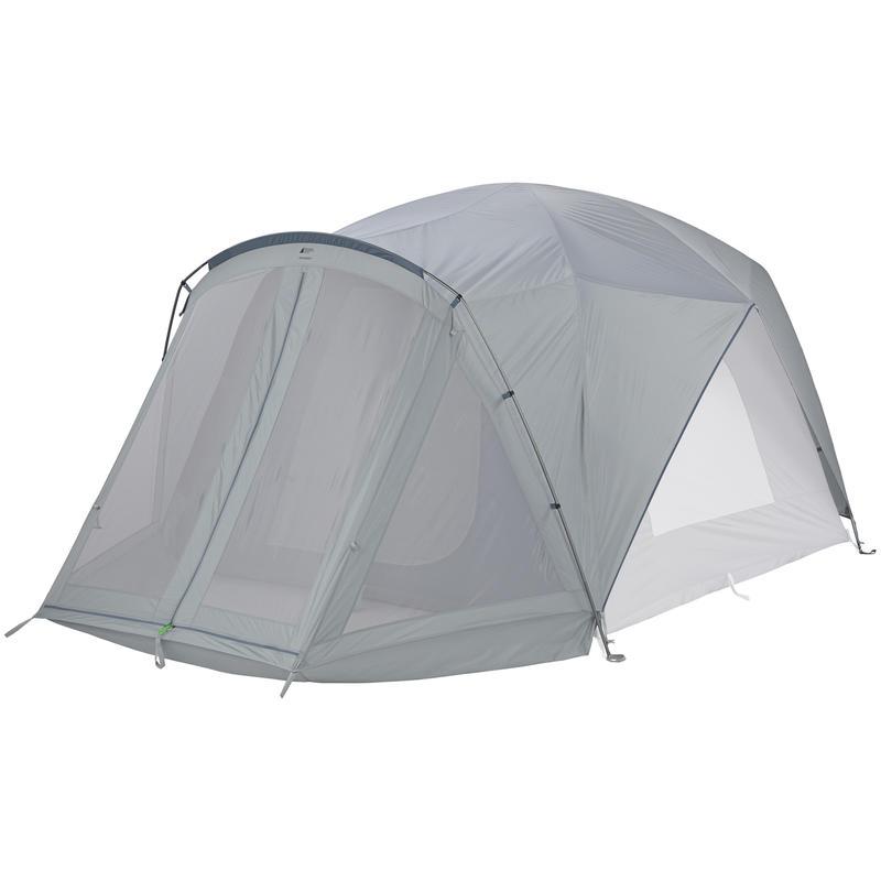 Double toit pour tente Funhouse 4 Carrière/Bleu fumée