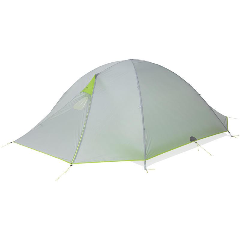 Double toit pour tentes Volt 3/Apollo Acier inoxydable/Pomme sûre