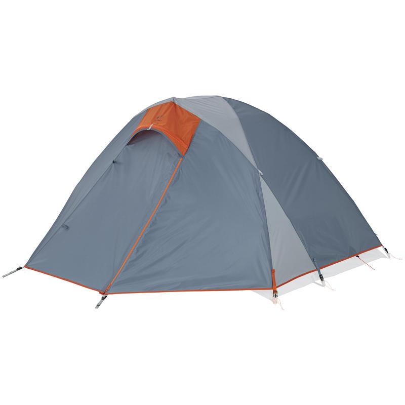 Double toit pour tente Twin Peaks Bleu fumée/Carotène