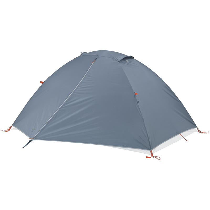 Double toit pour tente Camper 2 Bleu fumée