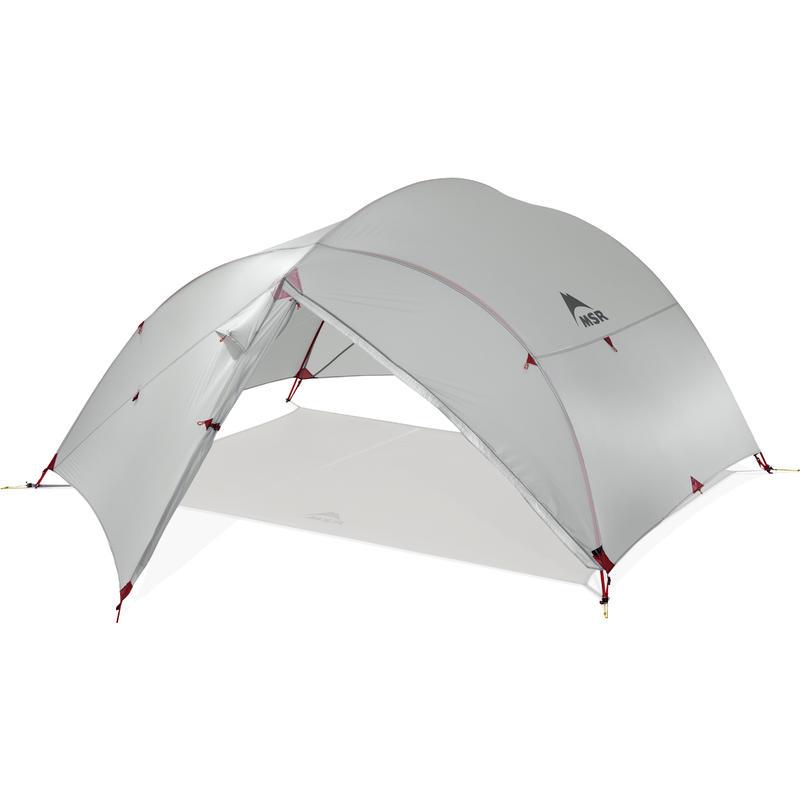 Double-toit pour tente Mutha Hubba NX Gris