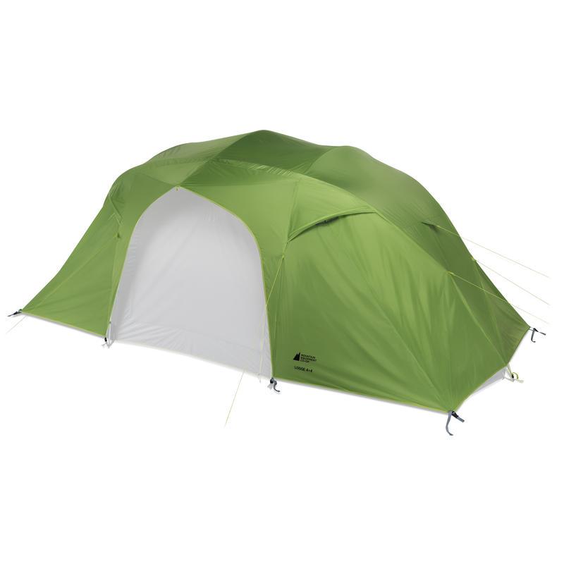 Double toit pour tente Lodge 4+4 Goyave/Pomme acidulée