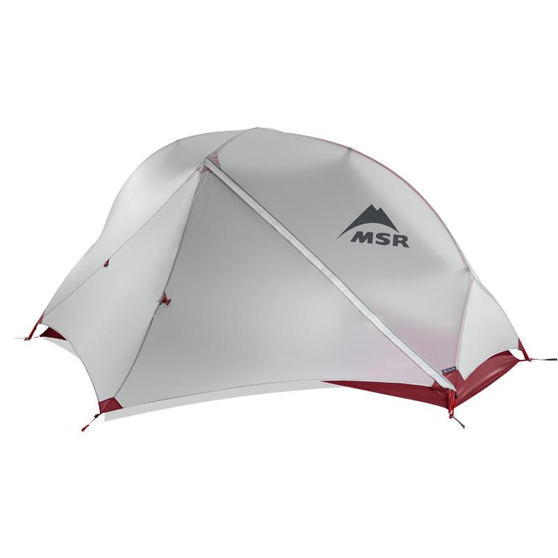 Double toit pour tente Hubba NX Gris