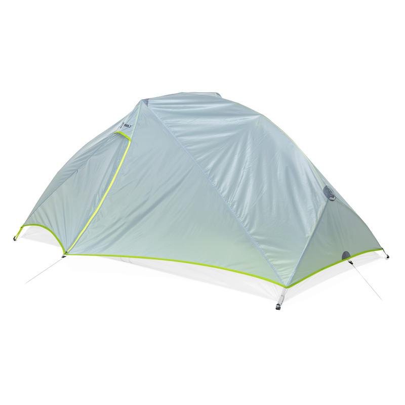 Double toit pour tente Spark 2 Acier inoxydable/Pomme sûre