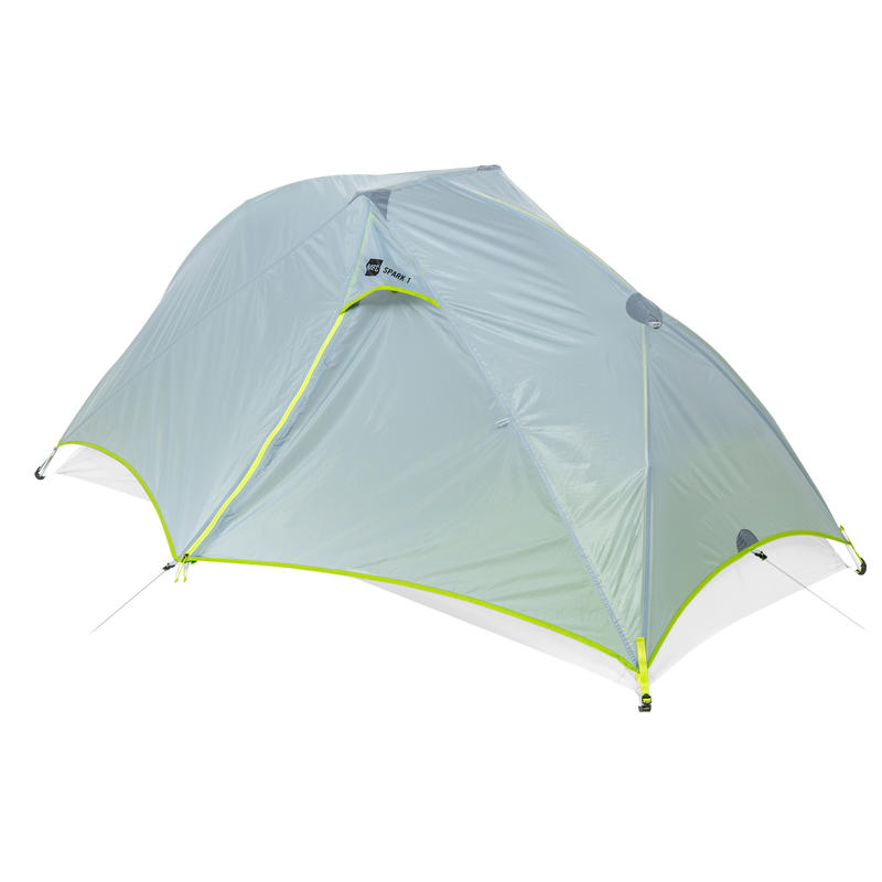 Spark 1 Tent Fly Stainless Steel/Sour Apple