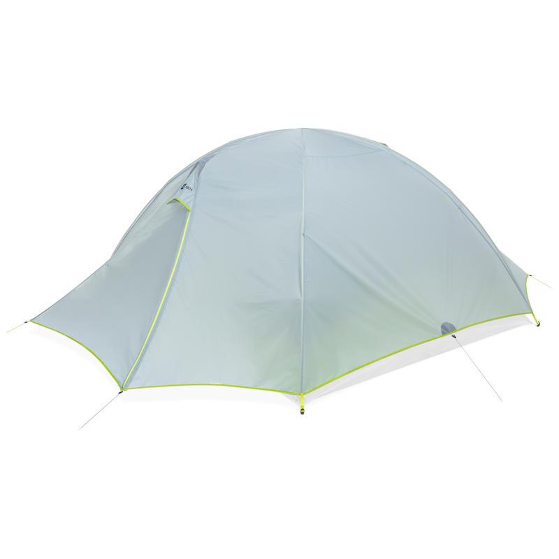 Double toit pour tente Volt LT 4 Acier inoxydable/Pomme sûre