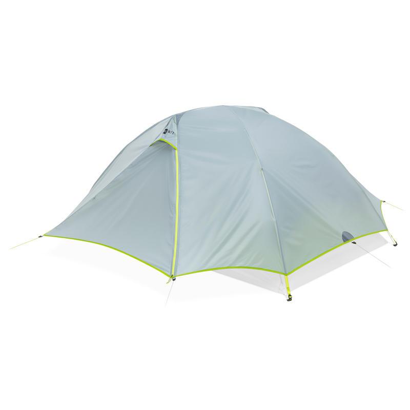 Double toit pour tente Volt LT 2 Acier inoxydable/Pomme sûre