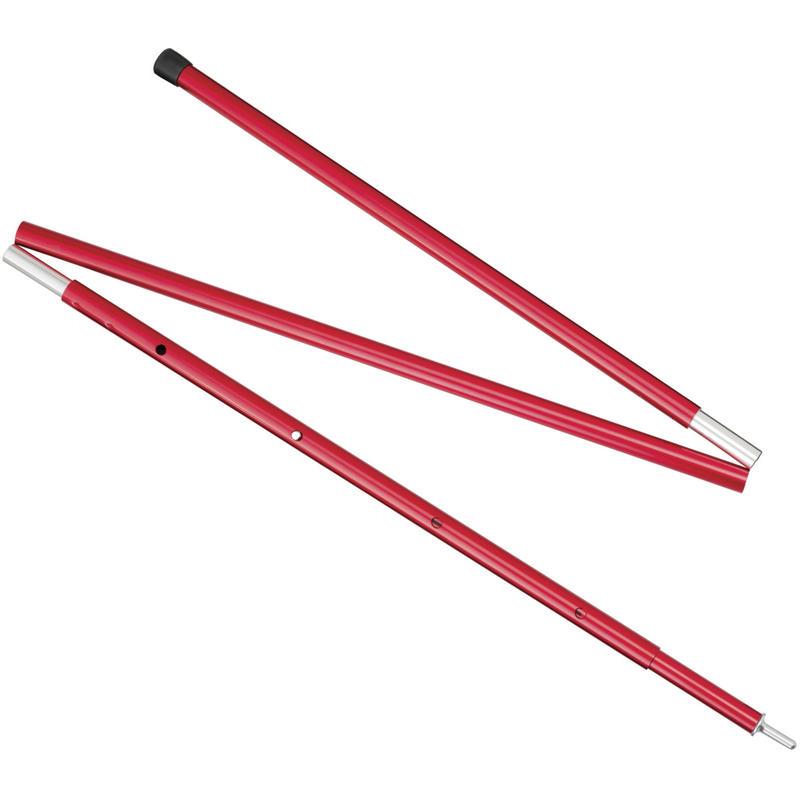 Adjustable Pole Red