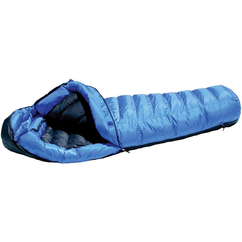 Sac de couchage Puma Windstopper -30 °C Bleu/Noir