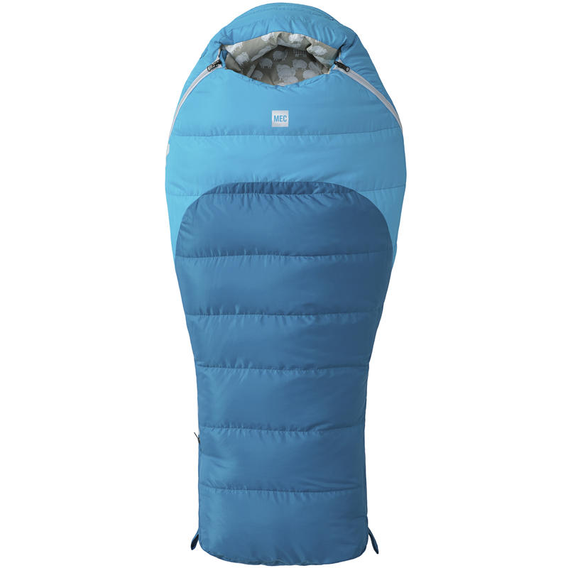 Explorer Down Sleeping Bag 0C Cyan