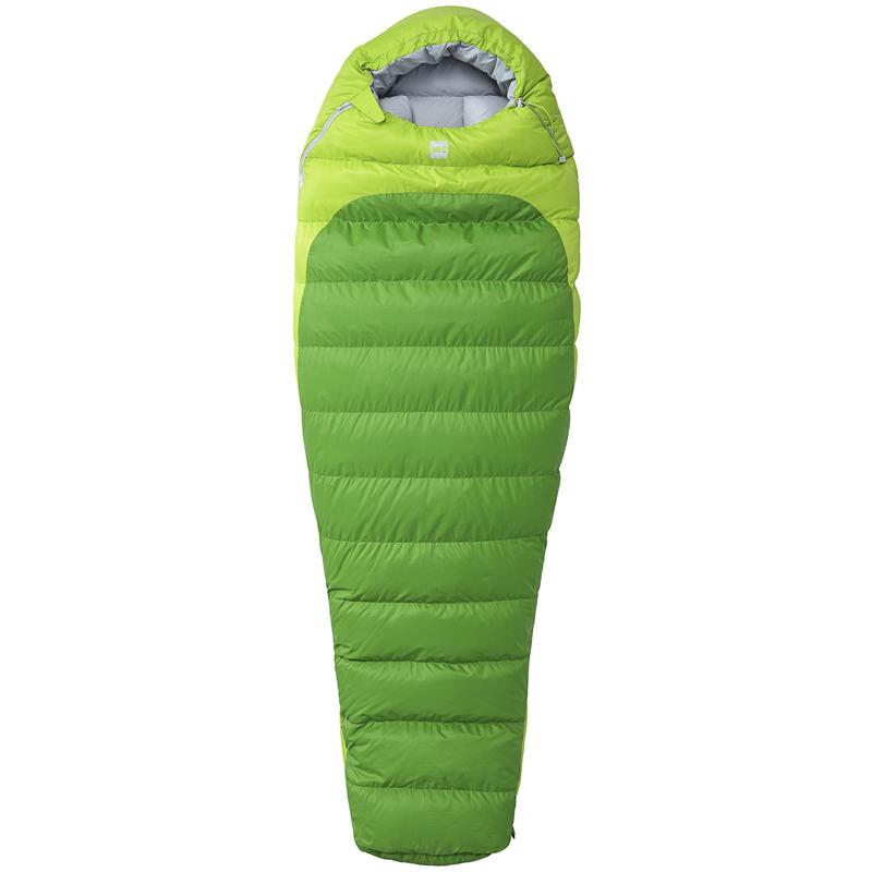 Sac de couchage Aquilina -7 °C Péridot/Vert gazon