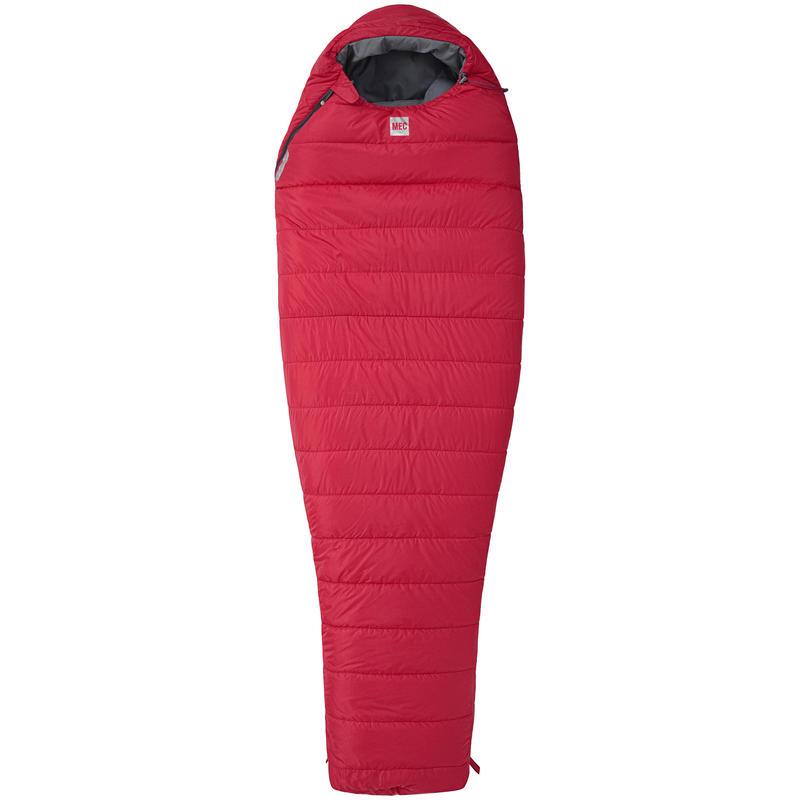 Sac de couchage Phoenix Hybrid -20 °C Rouge