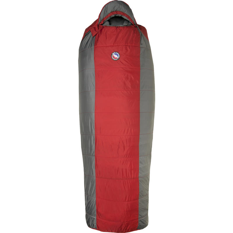 Encampment -9C System Sleeping Bag Red